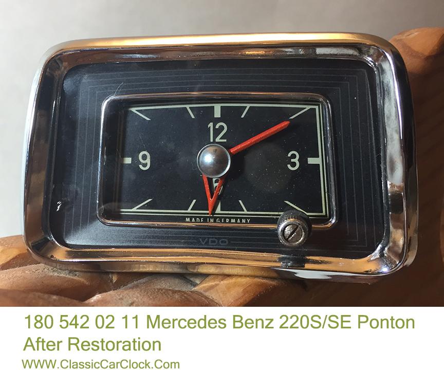 Car Clocks for Sale