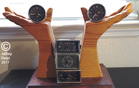 Classic Car Clock Repair Services - Houston, TX - Texas